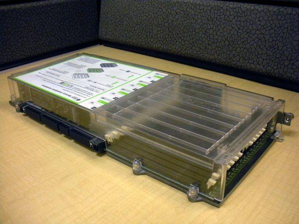Sun 501-7713 V490 2100 / V890 2100 CPU/Memory Board 2x 2 1