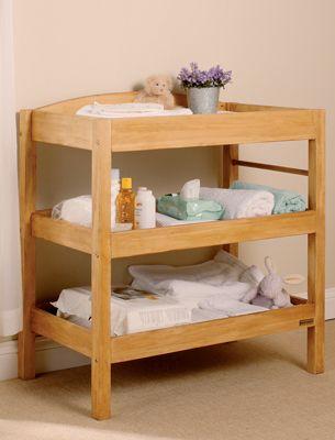 Baby Weavers Clara Dresser   Antique | Kiddicare