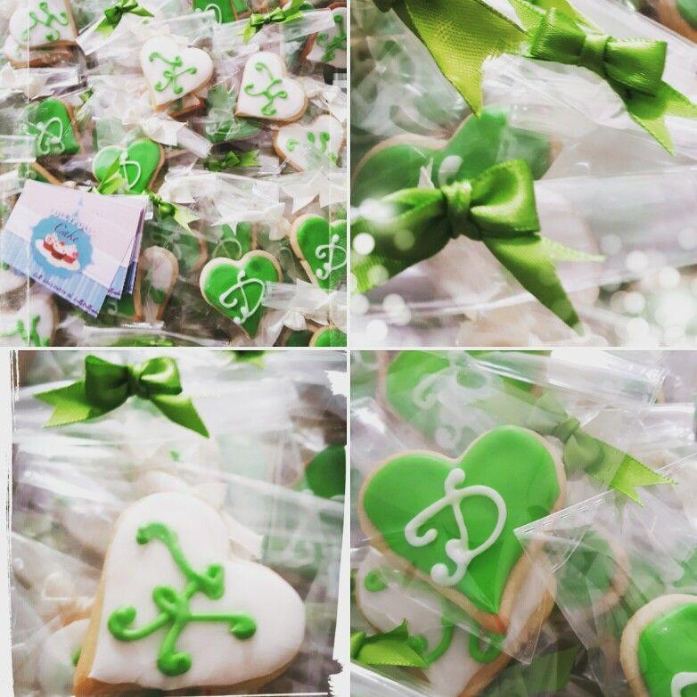 Biscotti sposi