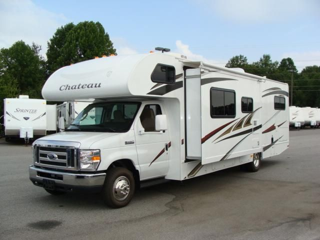 New 2012 Thor Motor Coach Chateau 31a Class C For Sale Camping