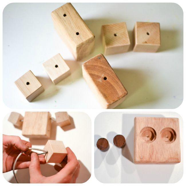 Homemade Board Game Ideas: Wood Projects For Kids, Woodworking