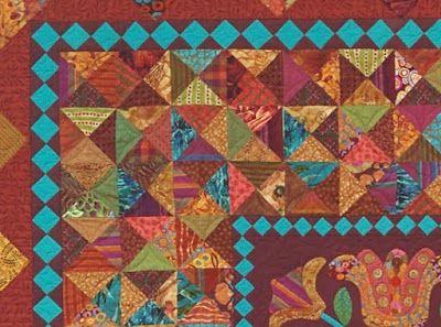 Barbara Brackman's MATERIAL CULTURE: Bragging: McCord in Mexico