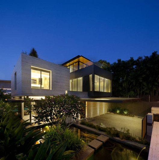 Gallery Of Travertine Dream House Wallflower Architecture Design 14 Dream House Pictures Architecture Design Architecture