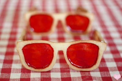 Sunglasses Cookies!