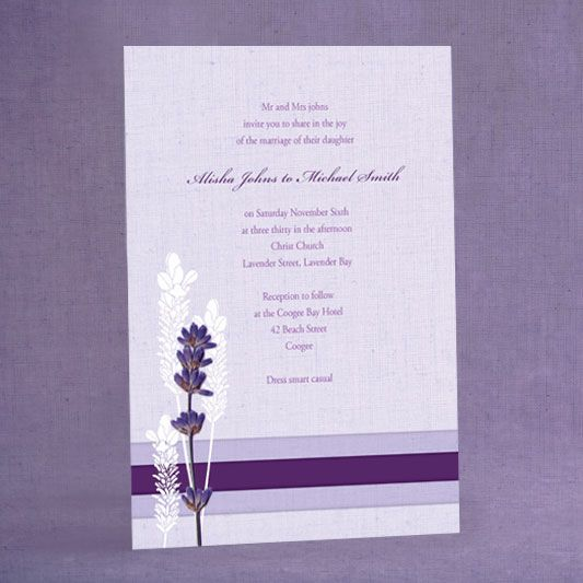 I Do It Yourself Diy Project Pressed Flower Invitations Bsi