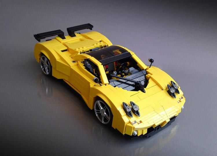 Lego Pagani Zonda