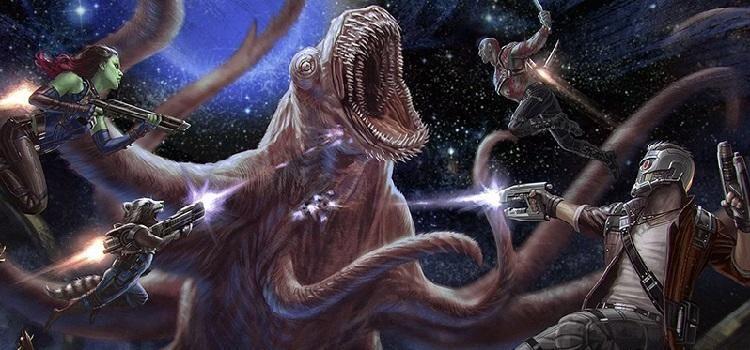 """Abilisk:""""uma criatura multi-dimensional. E os Guardiões foram contratados para lutar contra ele"""".Guardiões da Galaxia Vol.2"""
