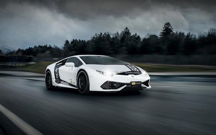 Bien connu Télécharger fonds d'écran Lamborghini Huracan, 4k, 2017, LB724, O  NB09
