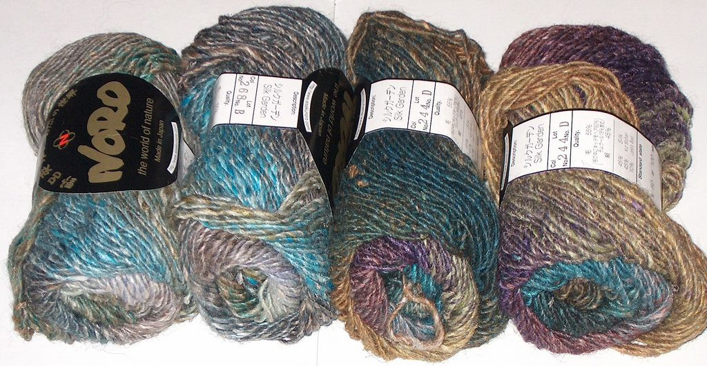 Image result for noro silk garden 244 noro knit crochet
