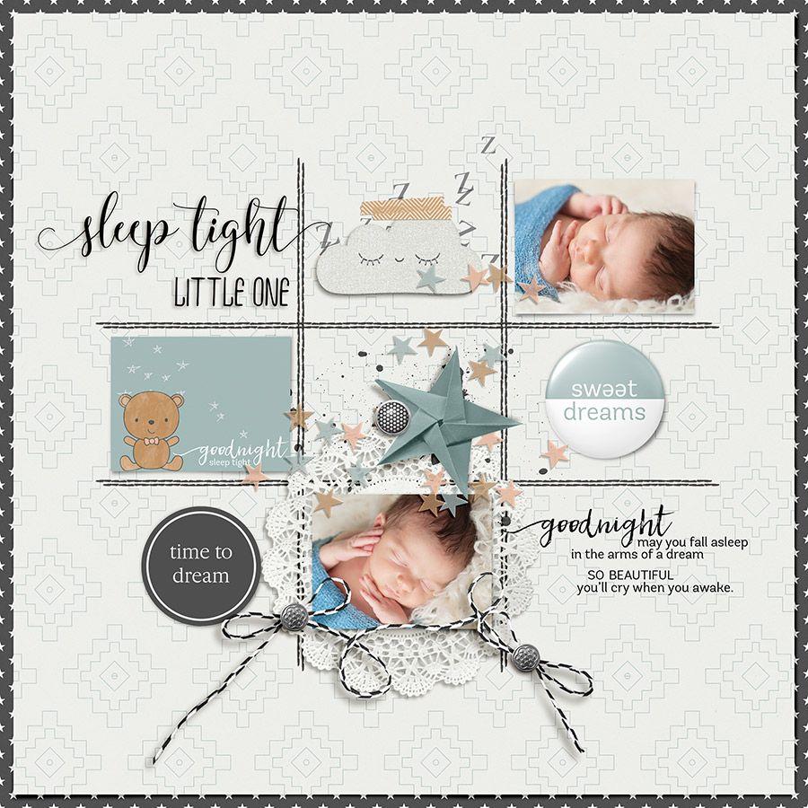 sleep+tight - Scrapbook.com