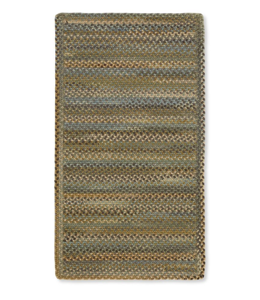 L.L.Bean Braided Wool Rug