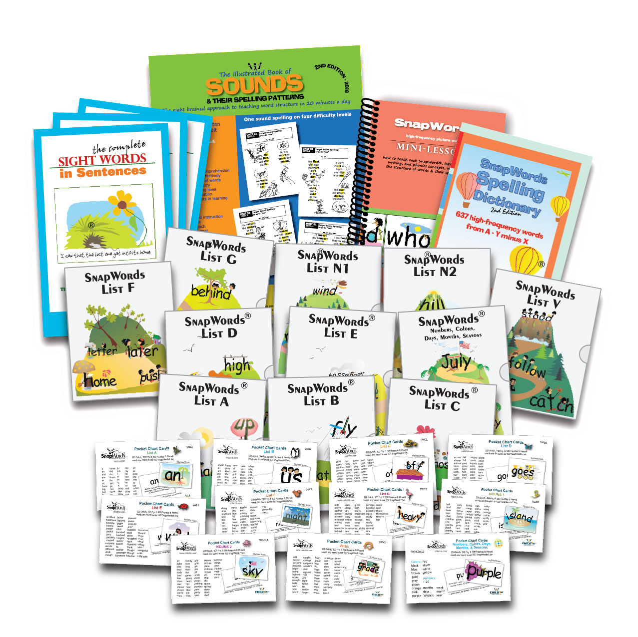 Snapwords Complete Classroom Kit