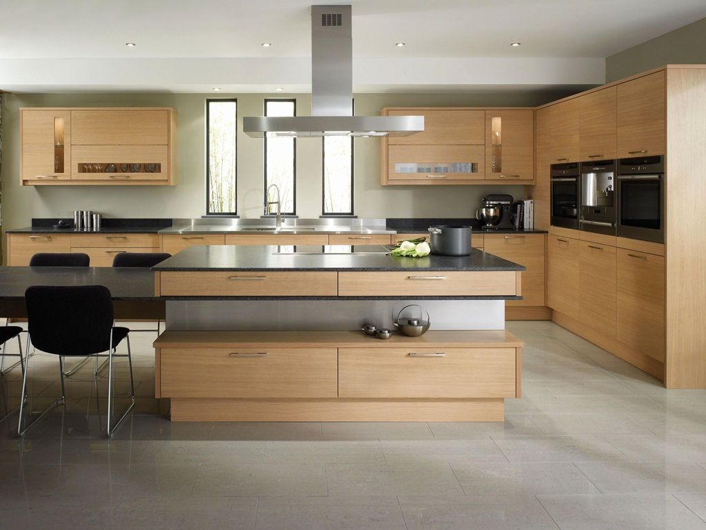 Oak Kitchens In 2019 Get Elegance And Beauty With A Great