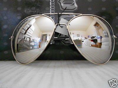 Mens Accessories 45053: 12 Pairs Oversized Aviator Sunglasses Xxl ...