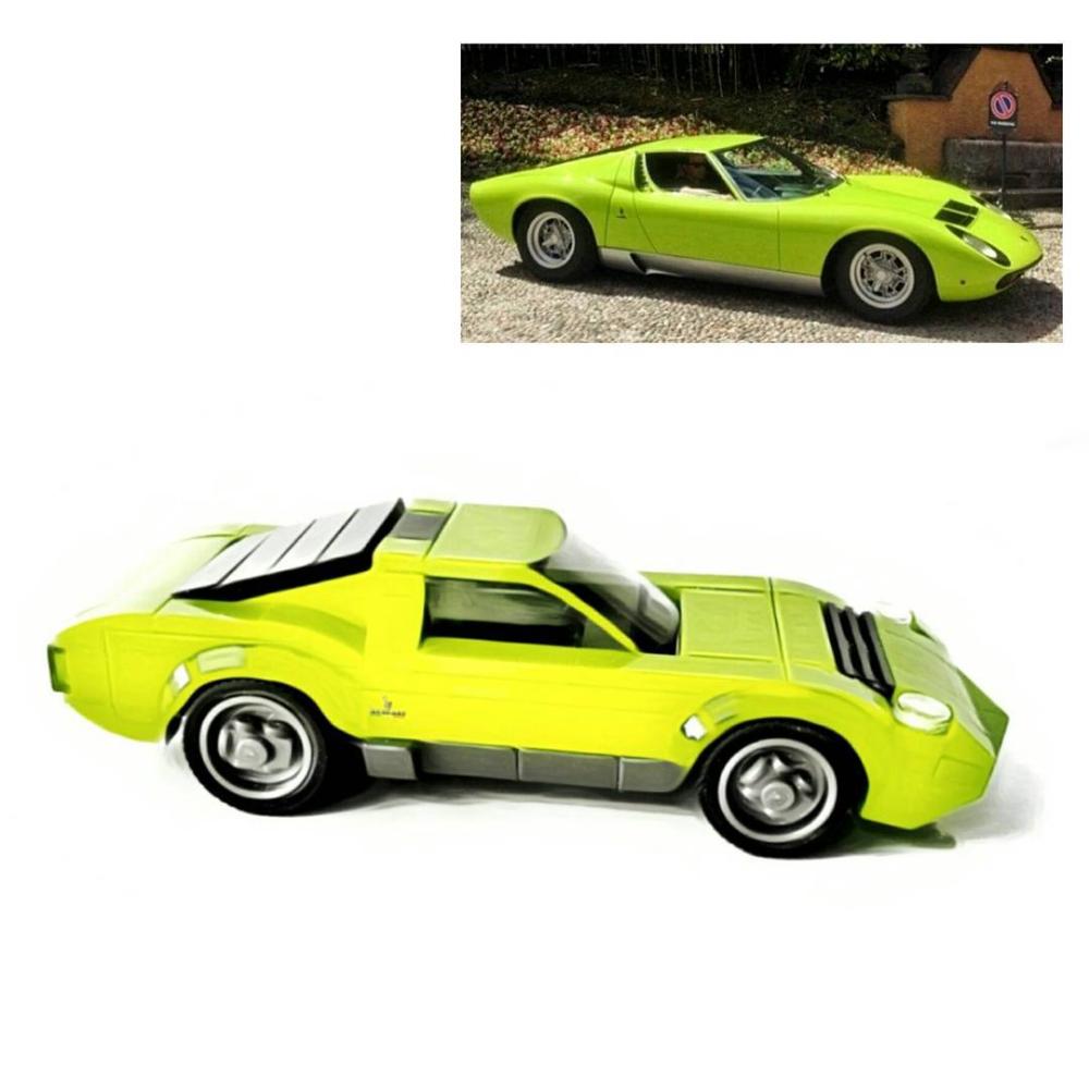 dsdvegabrick's Media: Lamborghini Miura SV Lima by Lego#lego #legoinstagram #legocar #car #carlovers #racer #supercars #gtcar #hypercar #conceptcars #racing🏁 #urbancar #sport #design #speedchampions #legospeedchampions #lamborghini #miura #lamborghinimiura #miuralovers #lemon
