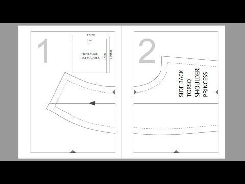 Making Tiled Pdf Patterns In Inkscape Youtube Pdf Patterns Pattern Pdf Pattern