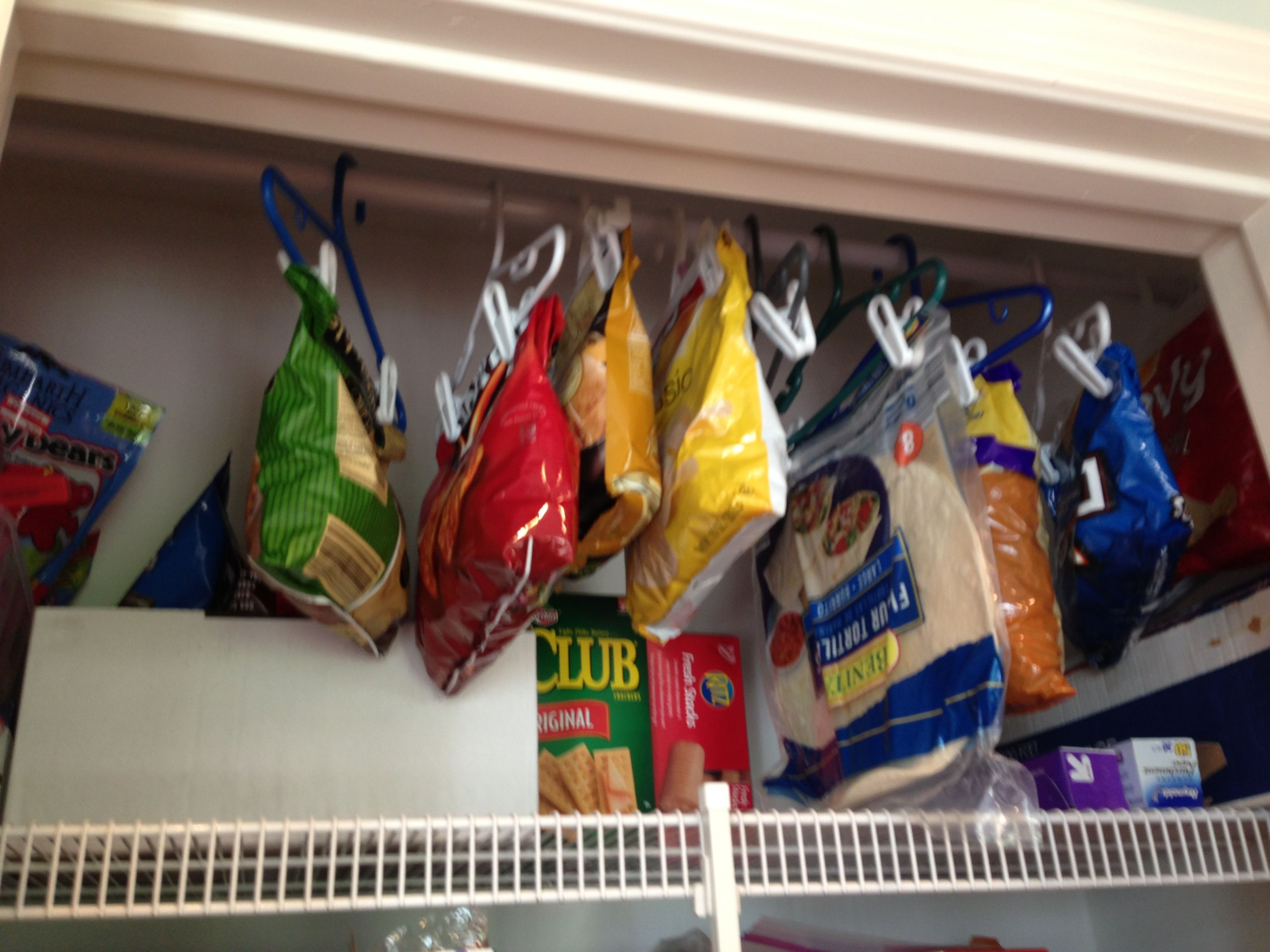 Organize Your Pantry No More Broken Chips No More Buried