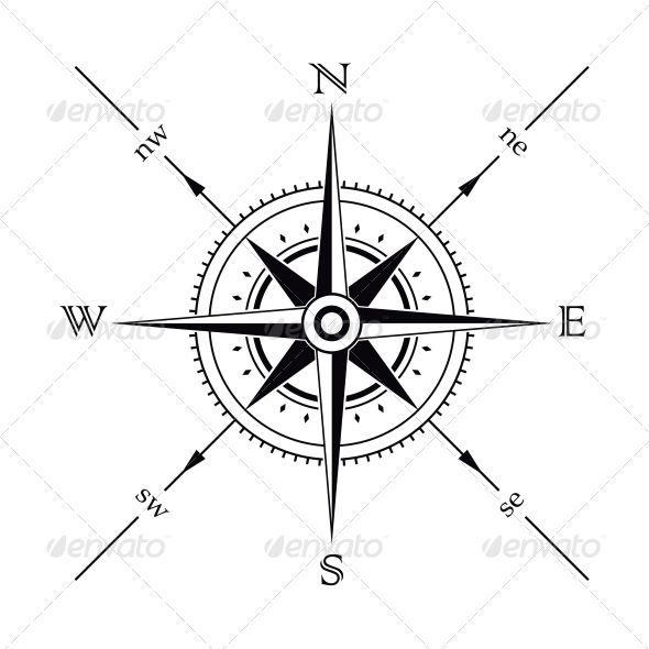 Compass Compass Tattoo And