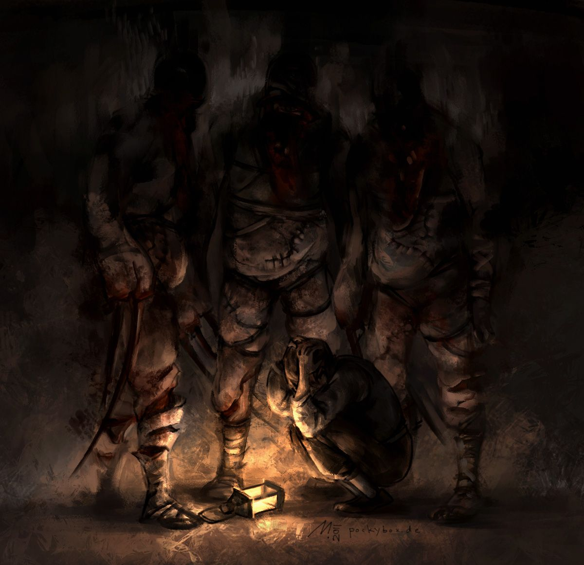 Amnesia The Dark Descent Fanart This One S Particularly Creepy