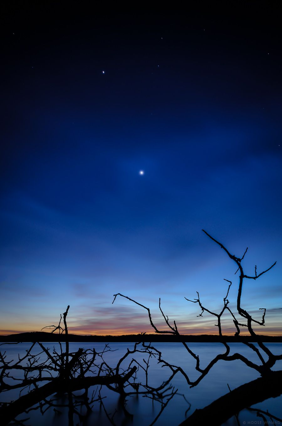 how to take pictures of stars with nikon dslr