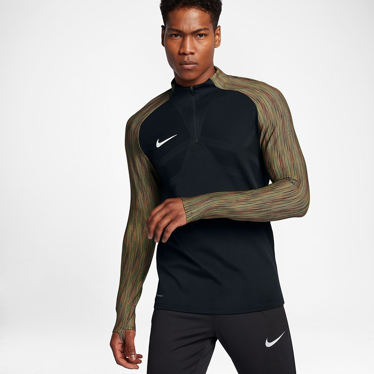 0d79cdd86 Nike AeroSwift Strike Drill Men's Football Top | Clothing and ...