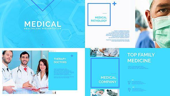 Medical Presentation  Medical Healthcare  Template