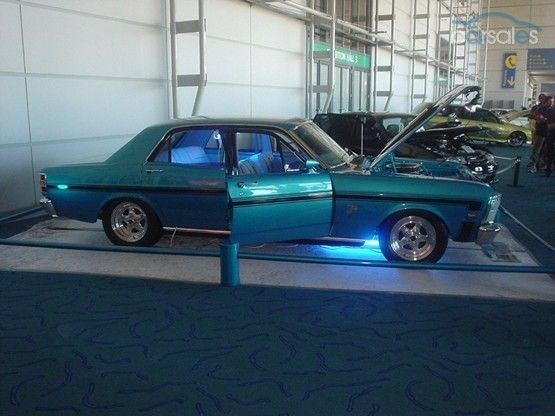 Ford Falcon Gt Xw Sedan Private Cars For Sale In Qld