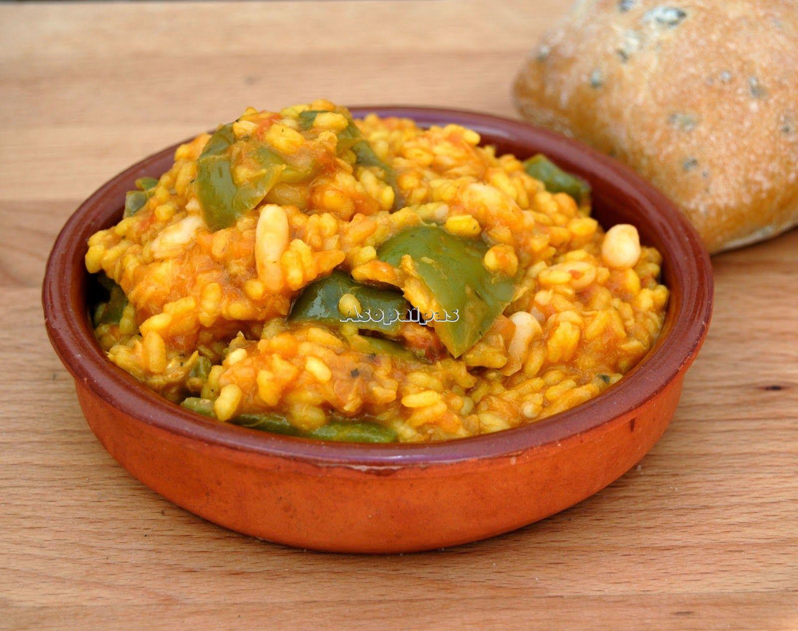 Recetas De Cocina Con Bacalao | Asopaipas Recetas De Cocina Casera Arroz Empedrado Con Bacalao