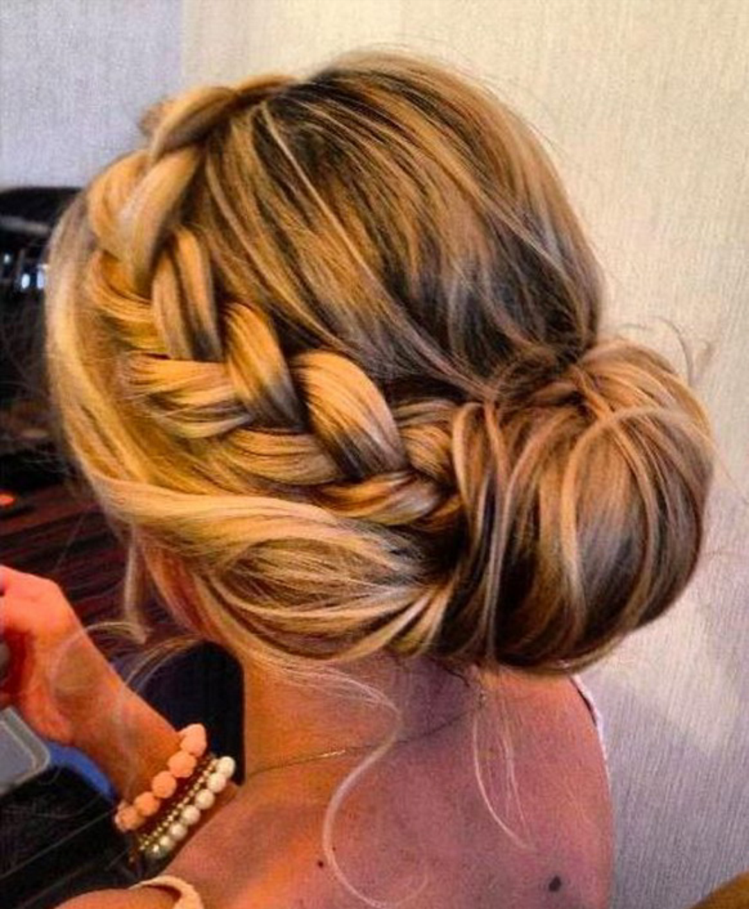 Awesome Low Side Bun Hairstyles for Fine Hair #lowsidebuns