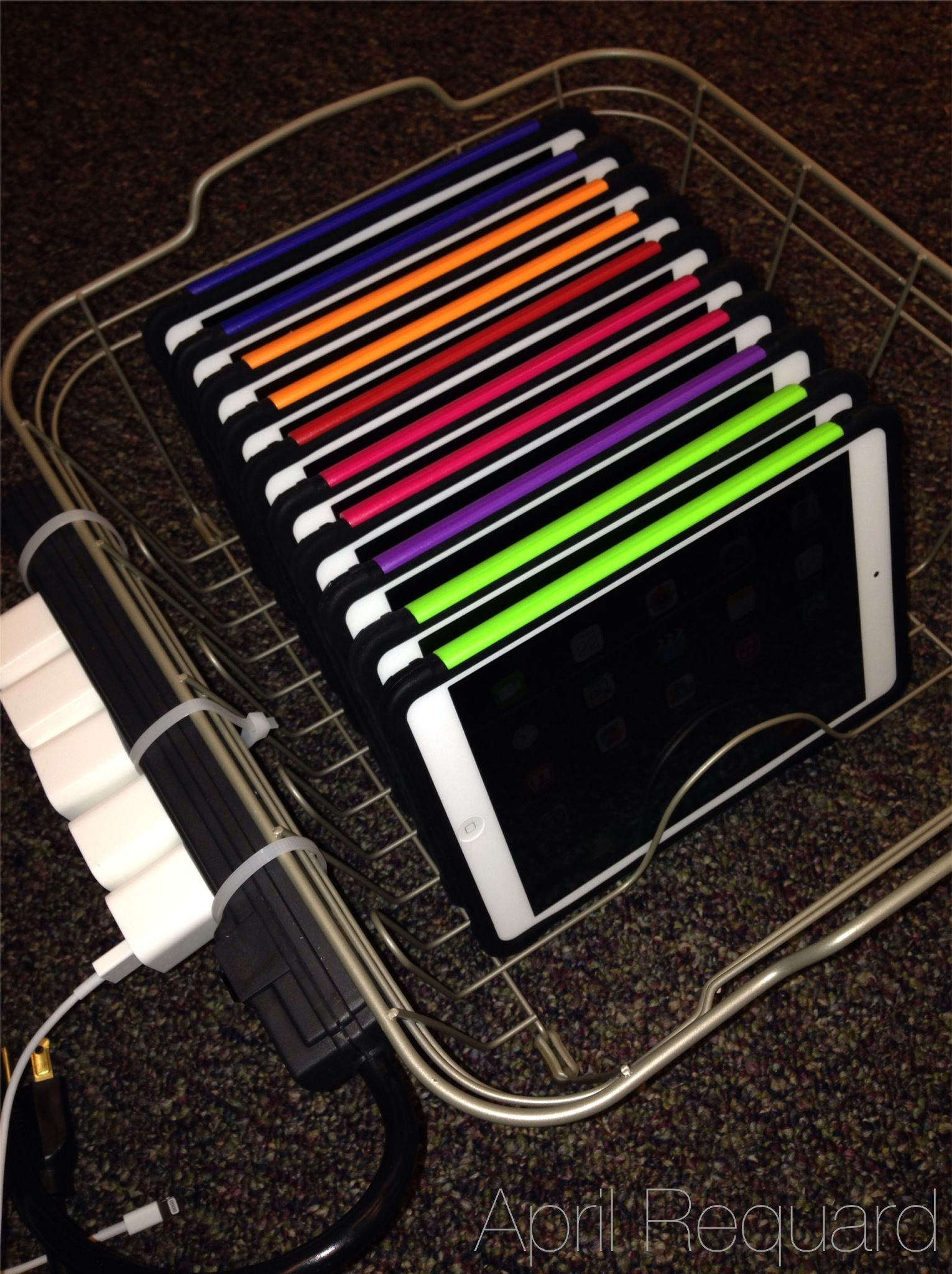 8 Easy And Clever Diy Charging Station Ideas Diy