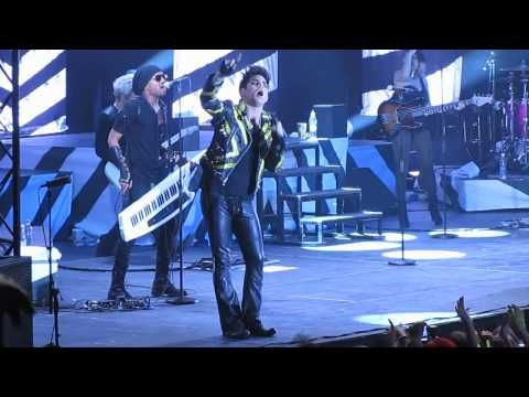 Adam Lambert Are You Gonna Go My Way We Are Glamily Tour