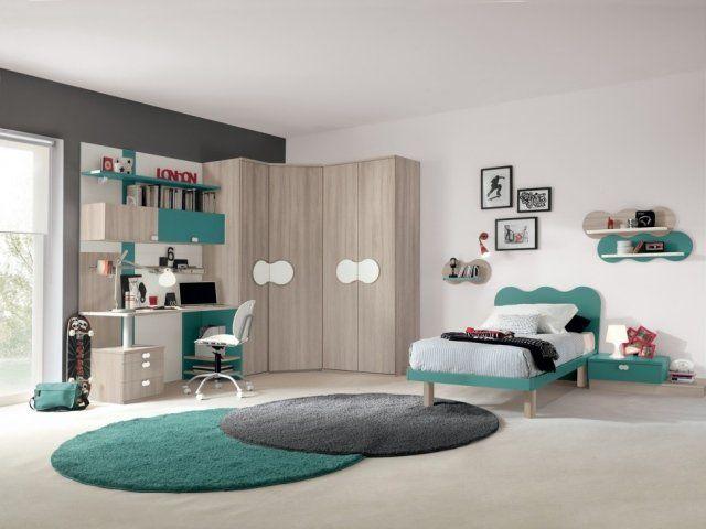 Ameublement Chambre Ado En 95 Idees Pour Filles Et Garcons In 2020 Home Decor Master Bedroom Design Doors Interior