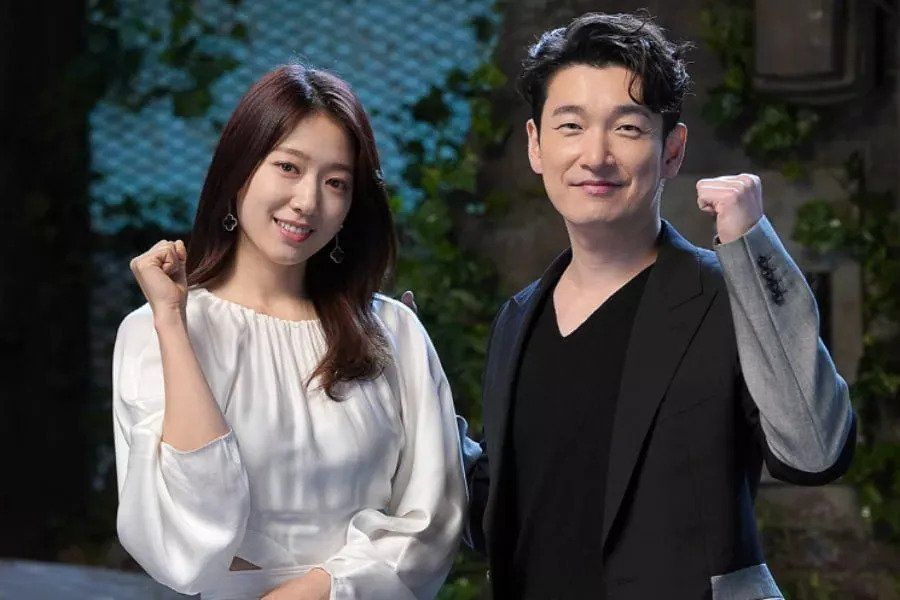 "Park Shin Hye And Cho Seung Woo Talk About Their Perfect Teamwork During Filming ""Sisyphus: The Myth"""