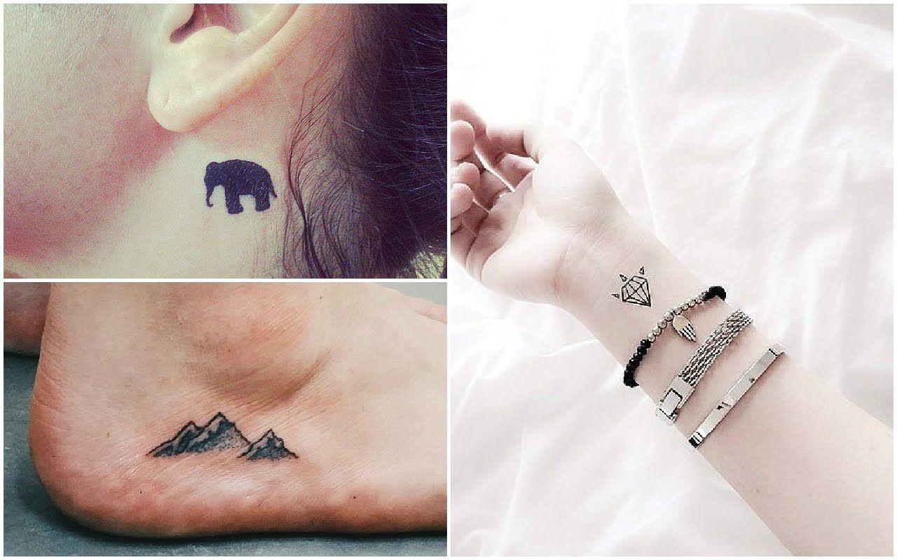 tatuajes para jovenes mujeres pequenos