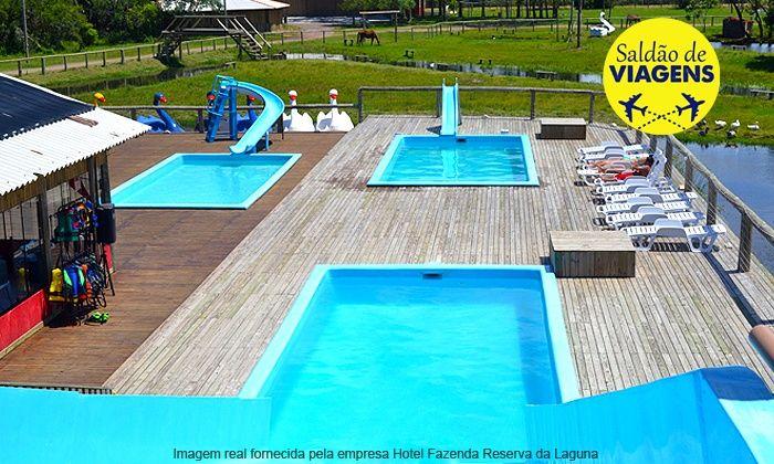 Hotel Fazenda Reserva da Laguna Oferta do dia | Groupon