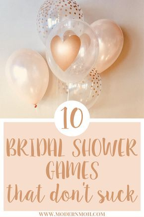 8 Bridal Shower Games Guests Actually Want to Play