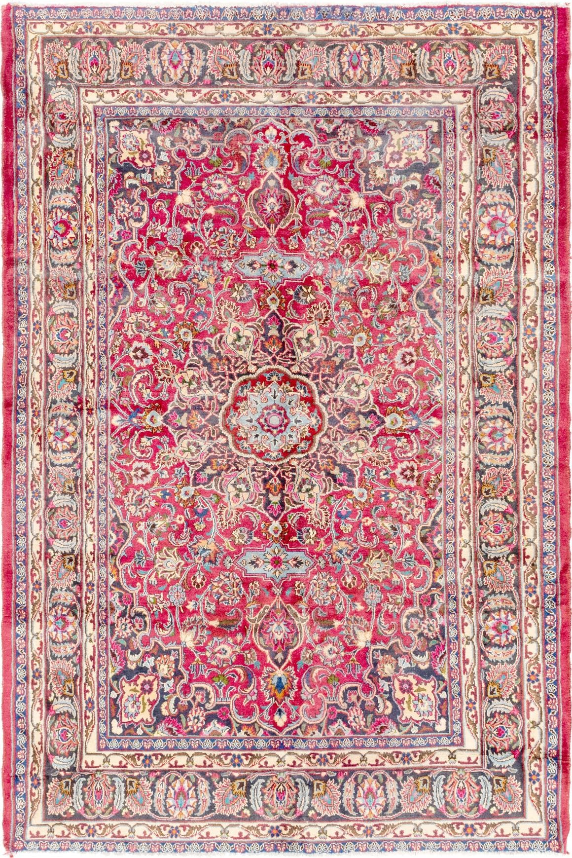 Mashad Red Antique 6x9 Area Rug In 2020 Persian Rug 6x9 Area Rugs Rugs