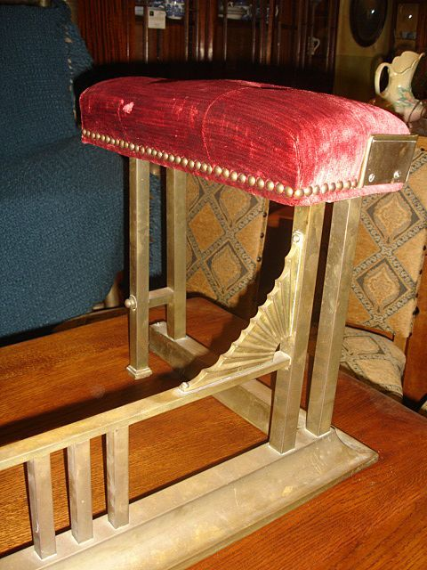 Fabulous French Antique Fireplace Fender Bench Antique Furniture Download Free Architecture Designs Scobabritishbridgeorg