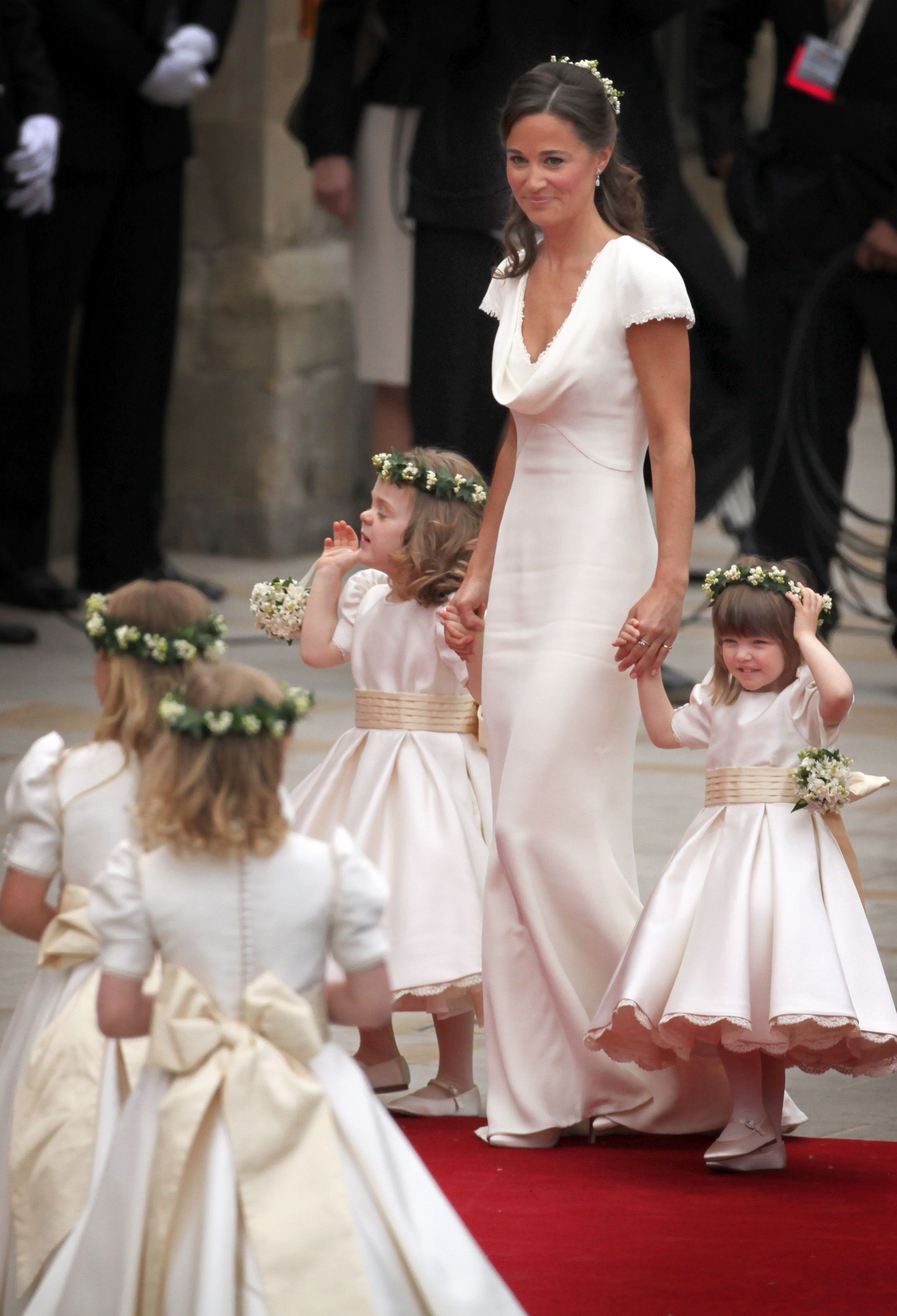 Wedding royal bridesmaids | Royal Family Fashion | Pinterest ...