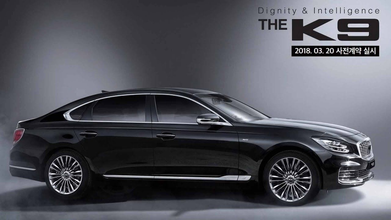 2019 Kia K900 K9 All New Design K900 Car Trend Tv Thiết Kế