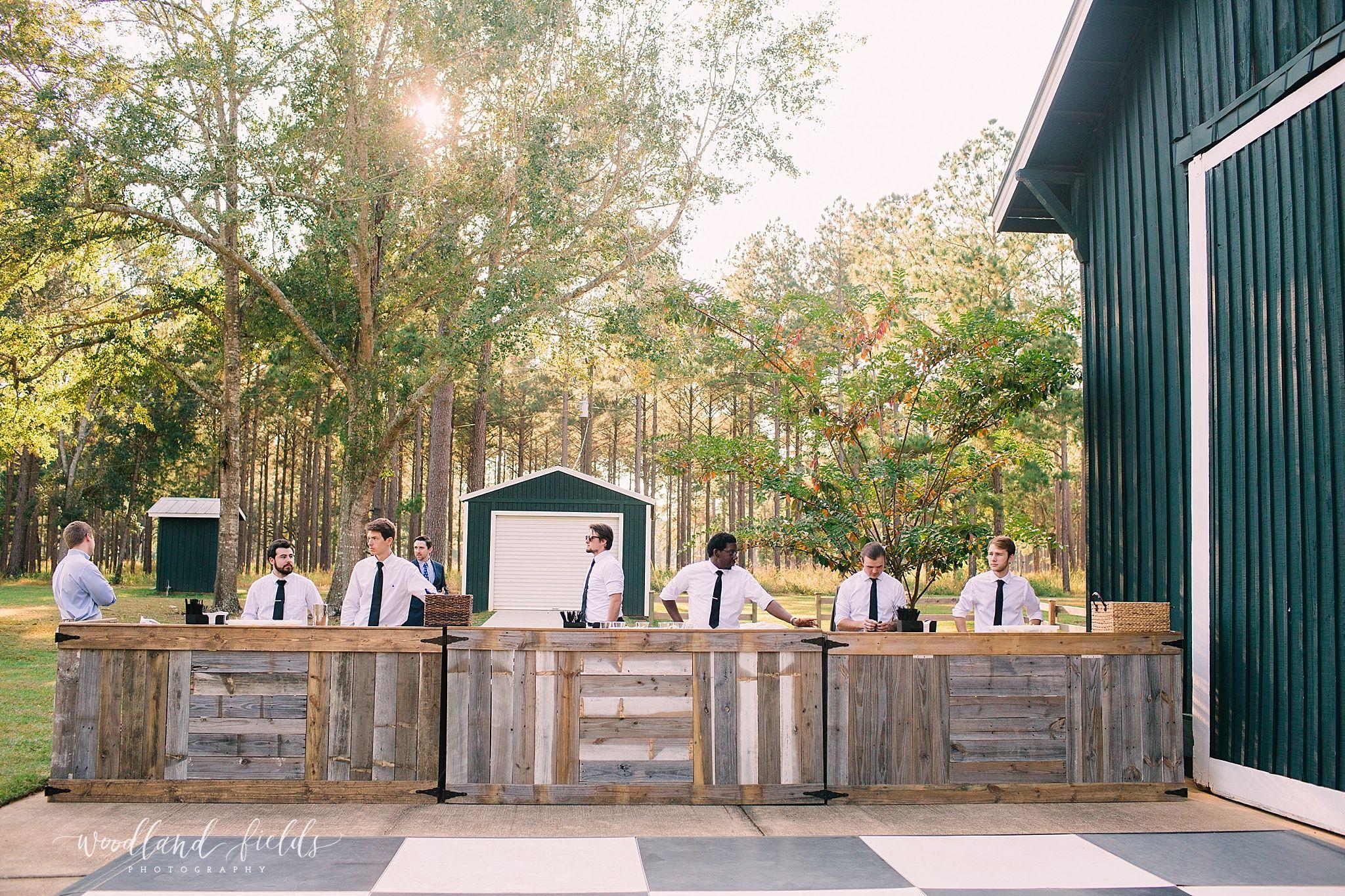 Mandy and steven outdoor wedding bar fields photography