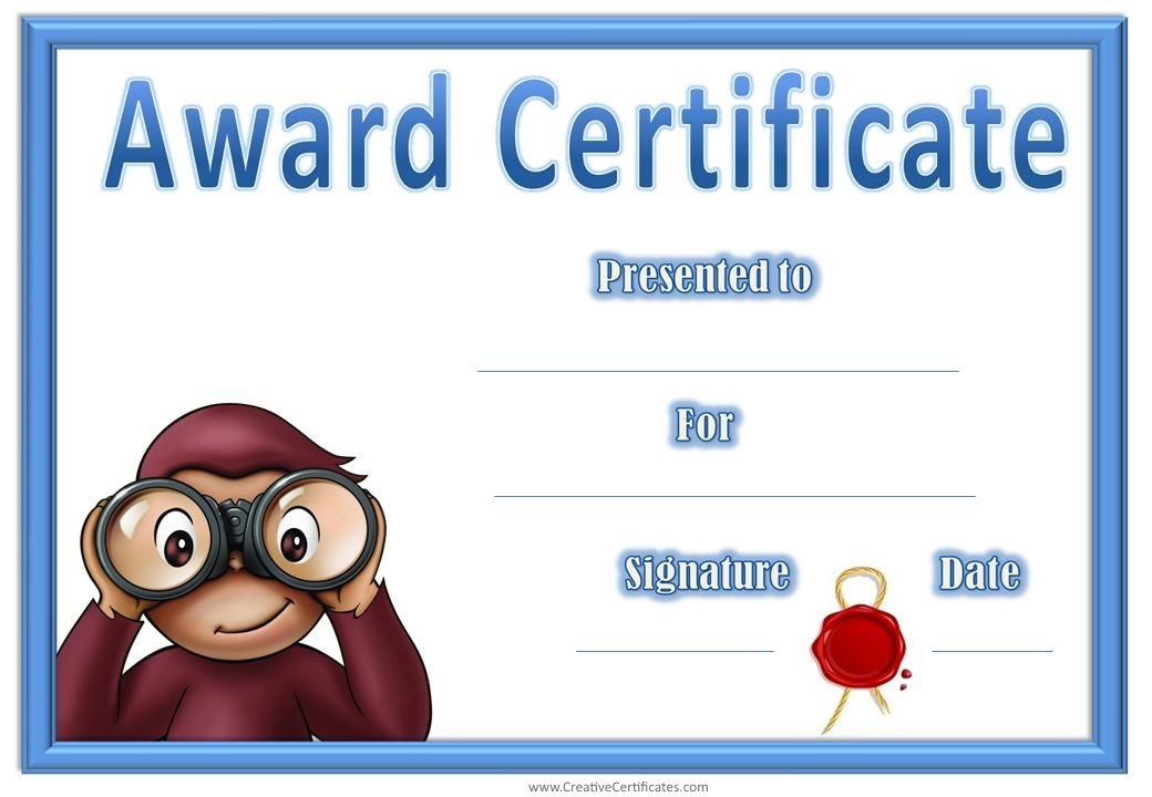 Free printable award certificate template bing images free printable award certificate template bing images yadclub Gallery