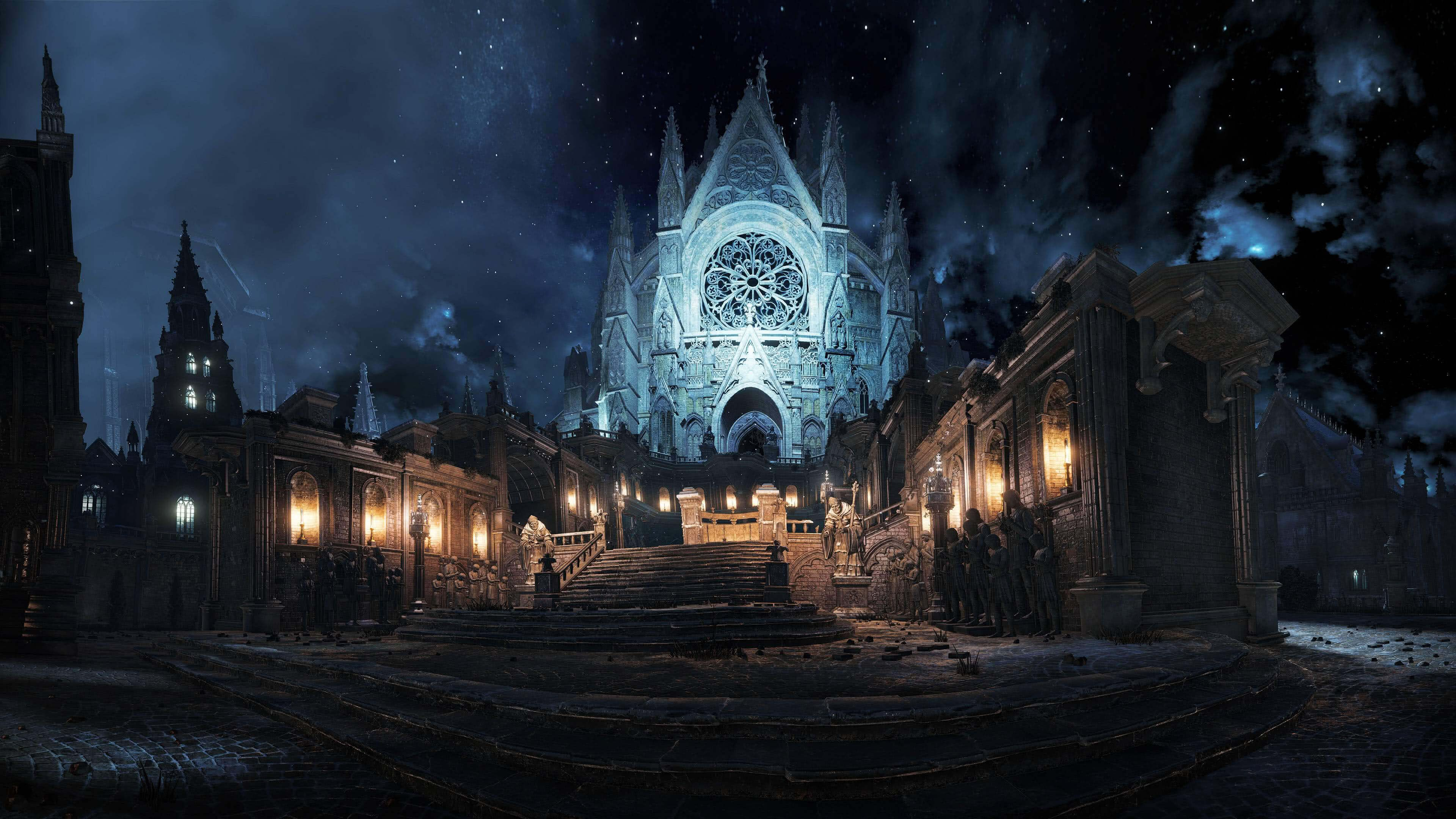 Dark Souls 3 Irithyll Of The Boreal Valley Uhd 4k Wallpaper Http Www Wallpaperback Net Games Dark Souls 3 Irithyll Borea Dark Souls Dark Souls 3 4k Wallpaper