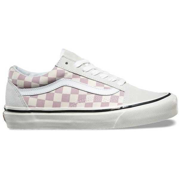bc1de44840 Vans Anaheim Factory Old Skool 36 DX ( 80) ❤ liked on Polyvore featuring  purple