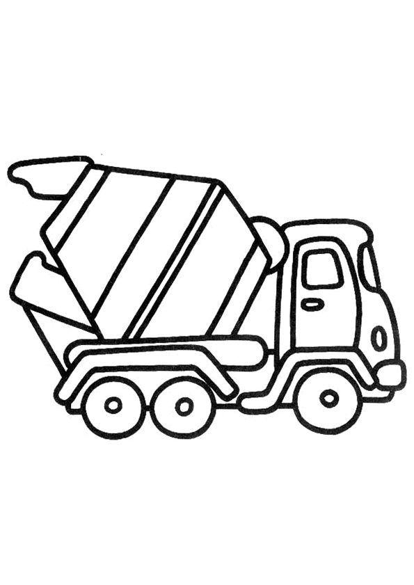 Dessin De Remorque Imprimer Coloriage Tracteur L Coloriage