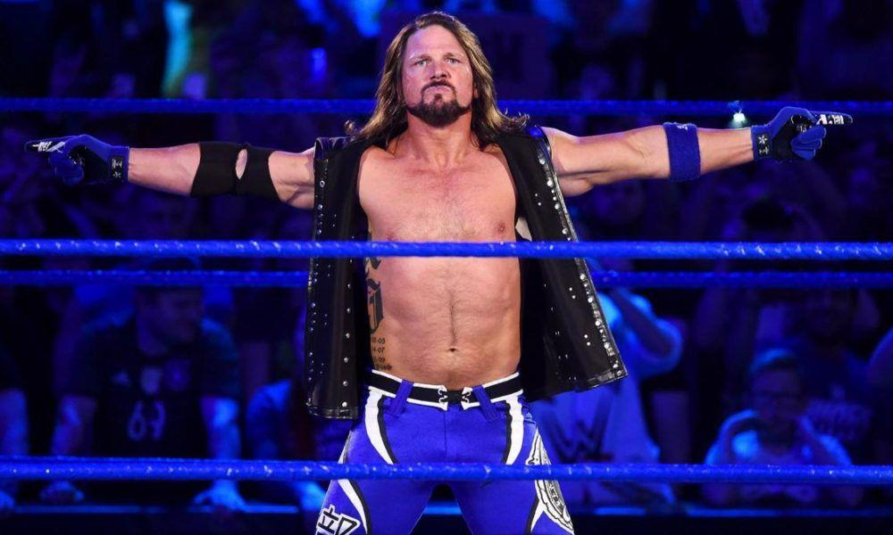 Aj Styles Is In The Middle Of An Impressive Wwe Ppv Streak Wrestling News Aj Styles Wwe Aj Styles Wrestling News