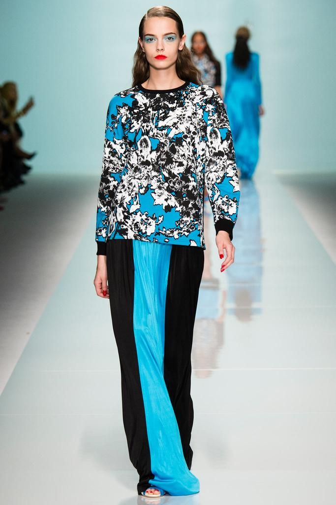 Emanuel Ungaro Spring 2015 Ready-to-Wear - Collection - Gallery - Look 6 - Style.com