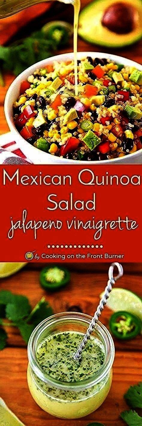 frischer Zutaten und hat einen   Dieser mexikanische QuinoaSalat ist voller frischer Zutaten und hat einen    Pink Pitaya Smoothie This easy french toast casserole makes...