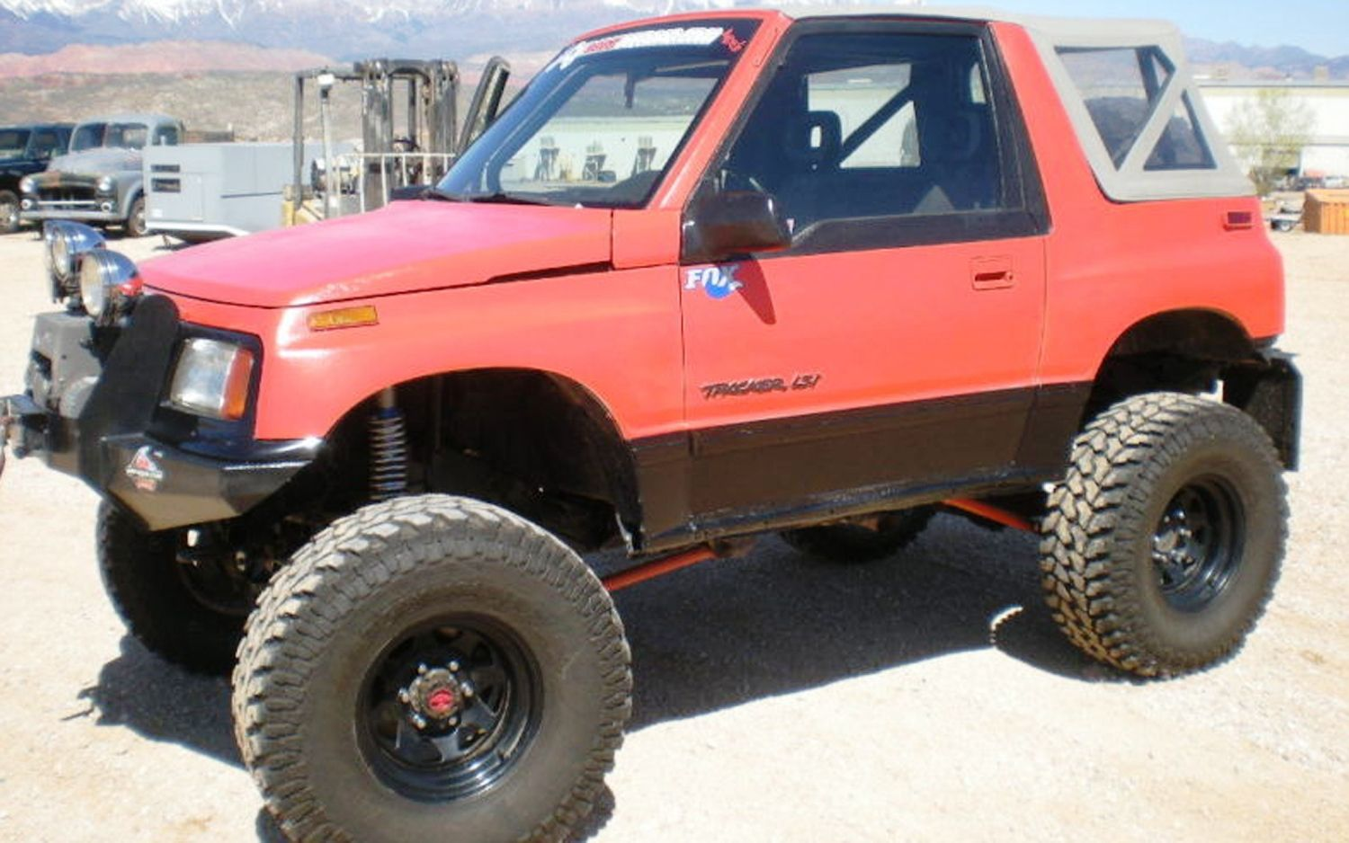 All Types geo tracker specs : 1992-geo-tracker | GEO | Pinterest | 4x4, Jeep truck and Barn finds