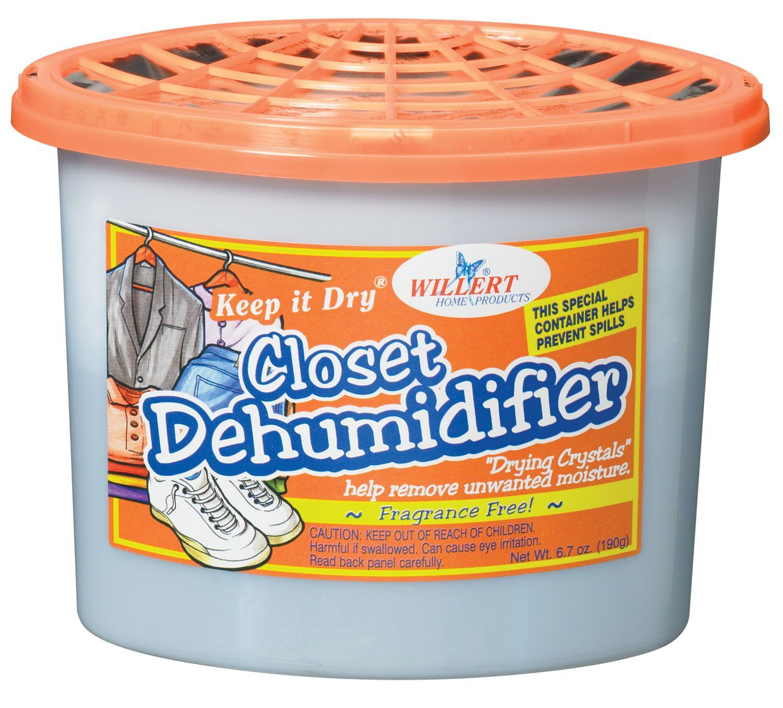 Keep It Dry Closet Dehumidifier Dehumidifiers, Fragrance